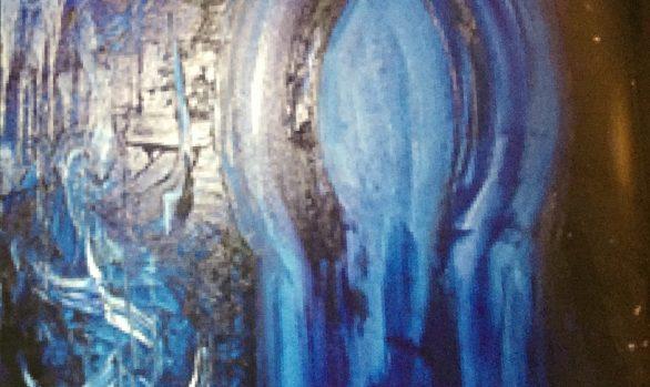 Porte bleue 2